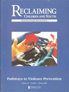 Proven Pathways to Violence Prevention