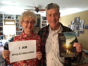 Policy Walking: Why I Wrote this Book